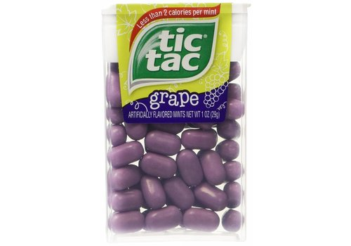 TIC TAC GRAPE 1oz (29g)