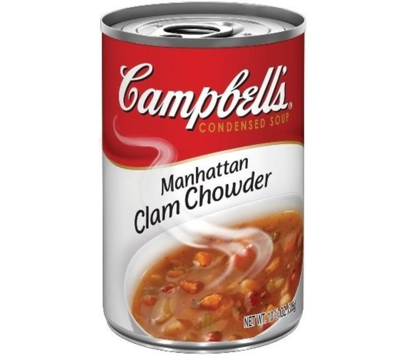 MANHATTAN CLAM CHOWDER 10.75oz (305g)