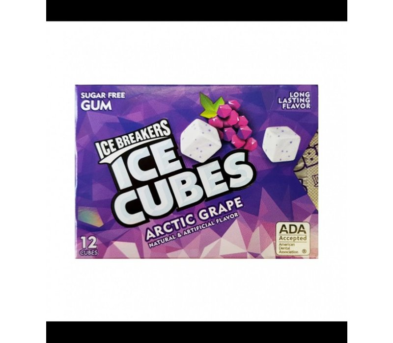 ARCTIC GRAPE BLISTER PACK 12PC
