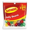 SATHERS JELLY BEANS 3.4oz (96g)