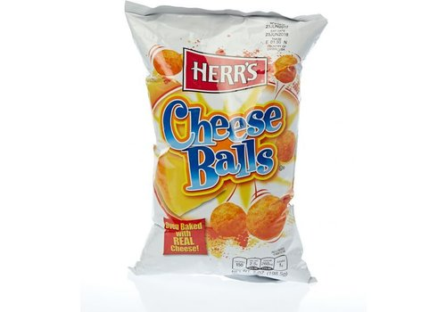 HERR'S CHEESE BALLS 7oz (198.5g)