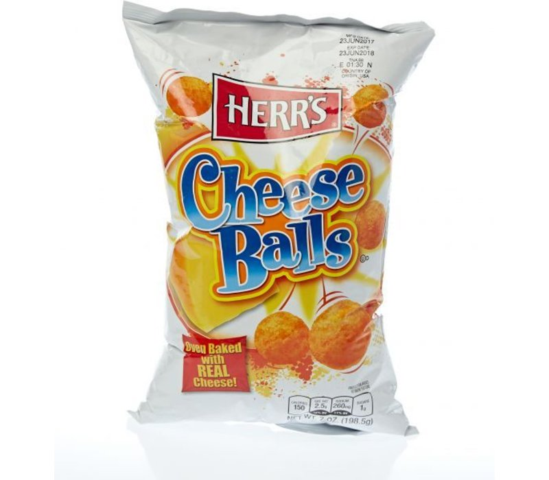 CHEESE BALLS 7oz (198.5g)