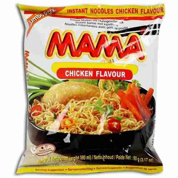 Mama Instant Noodles - Chicken Flavour - 90g