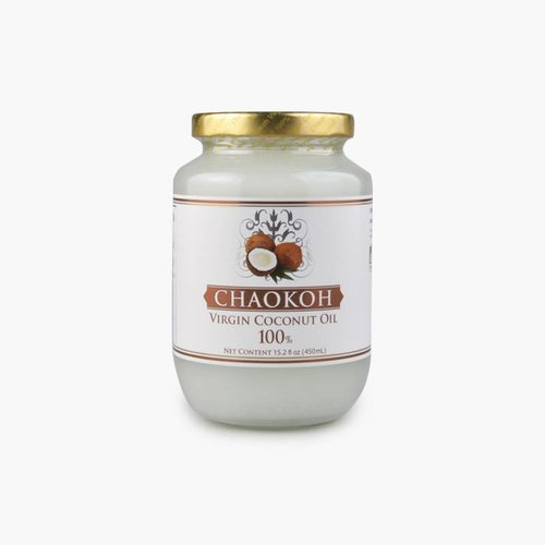 Chaokoh Virgin Coconut Oil 450ml Best Before 01/19