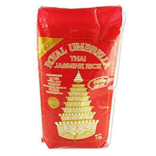 Royal Umbrella Thai  Jasmine Rice 1kg