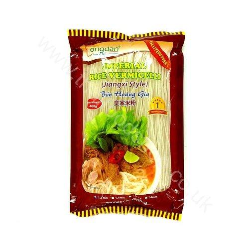 Longdan Imperial Rice Vermicelli - 1.2mm Jiangxi Style 400g GLUTEN FREE