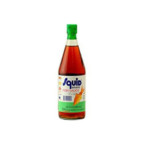 Squid Brand Fish Sauce 725ml