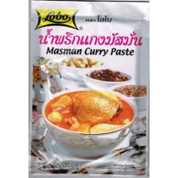 Lobo Massaman Curry Paste 50g