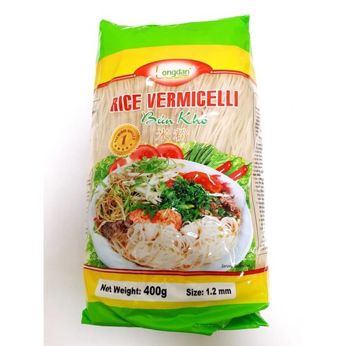 Longdan Rice Vermicelli 1.2mm 400g