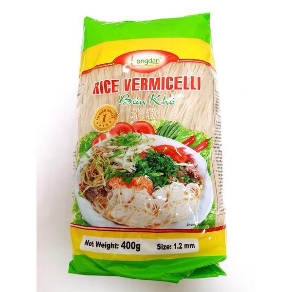 Longdan Rice Vermicelli 1.2mm 400g