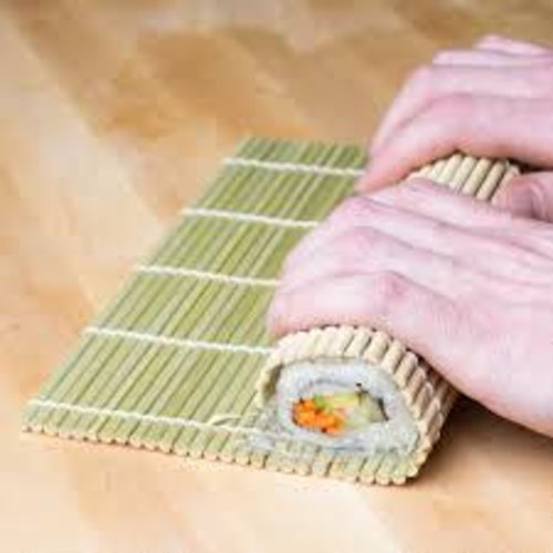 Bamboo Mat For Sushi (1 piece)
