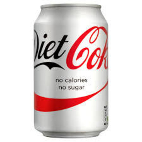 Coca Cola Diet Coke 330ml