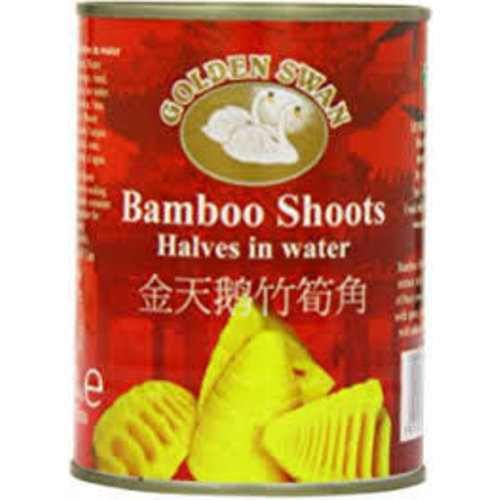 Golden Swan Bamboo Shoot- Halves 567g