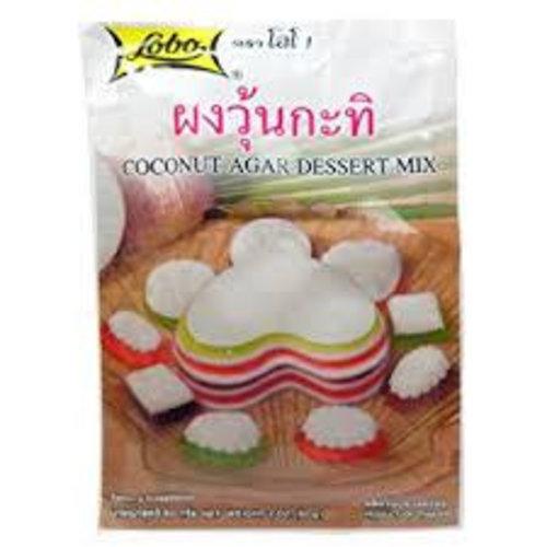 Lobo Agar Dessert Mix -Coconut 60g