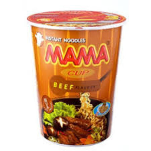 Mama Noodle Cup - Beef  70g