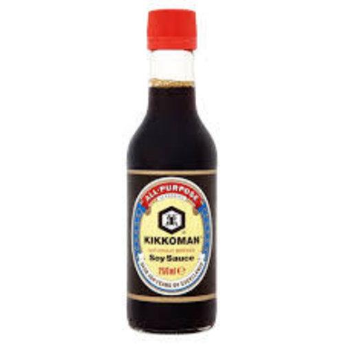 Kikkoman Soy Sauce 250ml Best Before 10/18