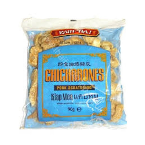 Kain Na Chicharones - Pork Scratching  90g