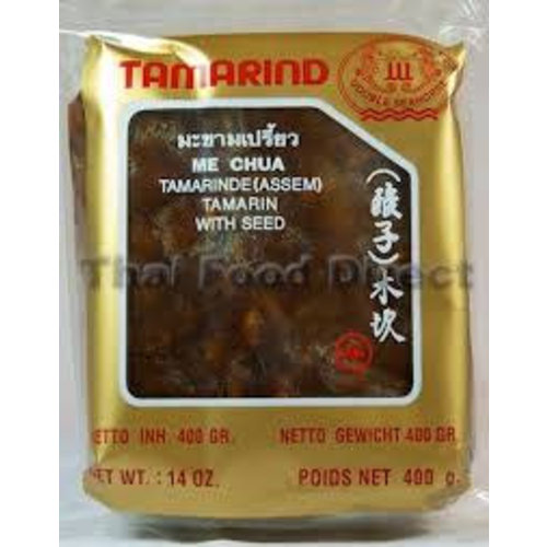 Double Seahorse Tamarind Paste 400g