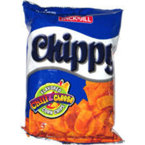 Jack & Jill Chippy - Chilli & Cheese Flavour Corn Chips 110g