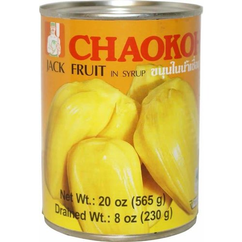 Chaokoh Jackfruit in Syrup 565g