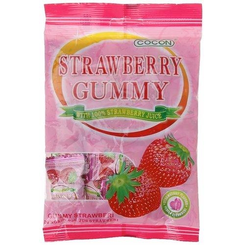 Cocon Gummy-Strawberry 100g