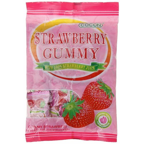 Cocon Strawberry Gummy 100g