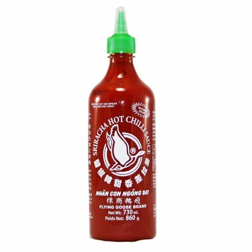 Flying Goose Sriracha Chilli Sauce - Hot 455ml