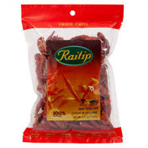 Raitip Dried Chilli Small 100g