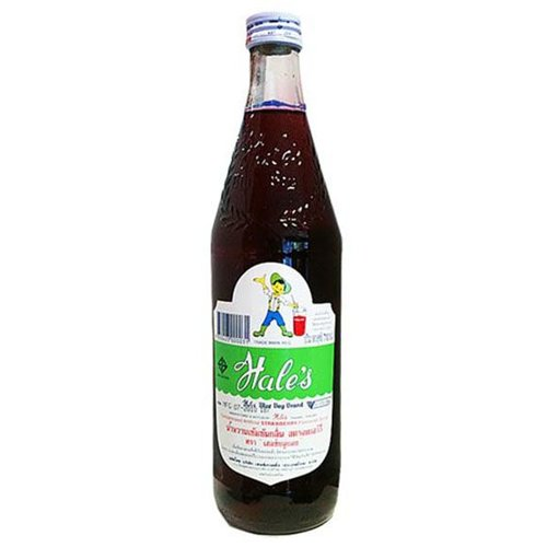 Hales Strawberry Flavoured Syrup 710ml