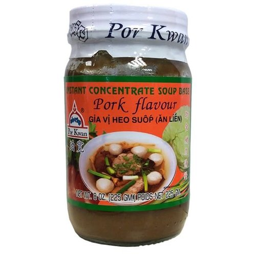 Por Kwan Soup Concentrate - Pork 225g SPECIAL OFFER