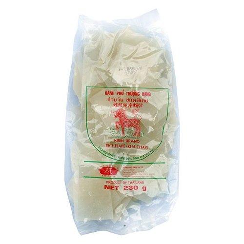 Kirin Rice Flake / Kua Chap 230g