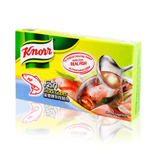 Knorr Broth Cube-Fish  60g