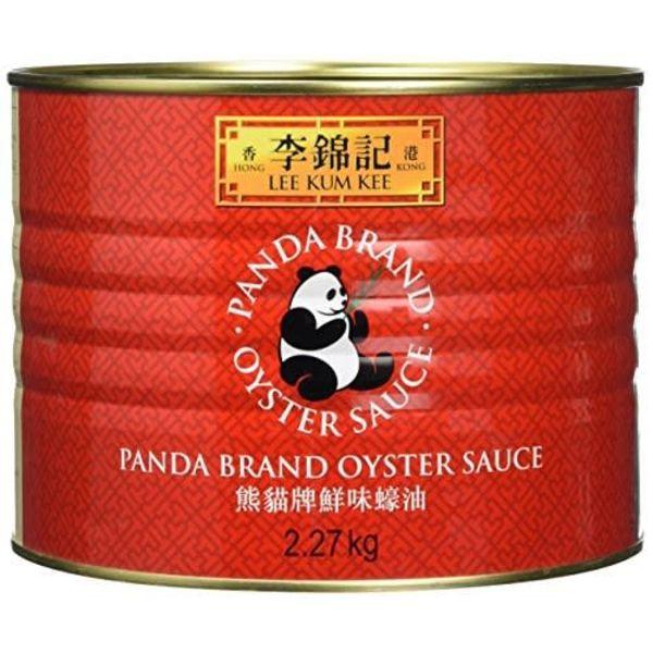 Lee Kum Kee Panda Oyster Sauce 2.27kg