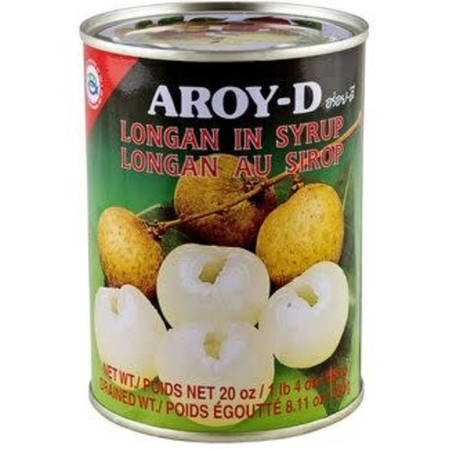 Aroy D Longan in Syrup 565g