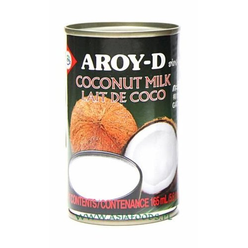 Aroy D Coconut Milk 165ml