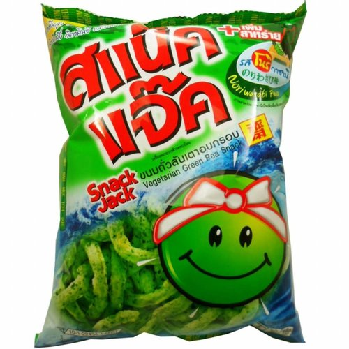 Snack Jack Green Pea Snack - Wasabi 70g