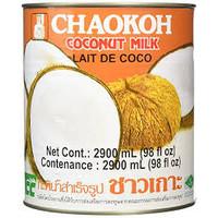 Chaokoh Coconut Milk 2.9ltr