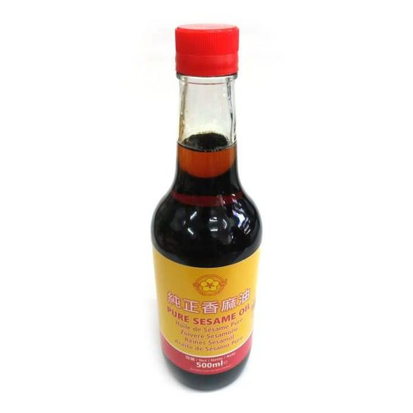 Gold Plum Pure Sesame Oil 500ml