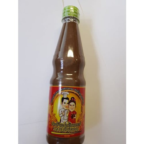Plarah Pickled Fish Sauce - LIGHT GREEN 430ml