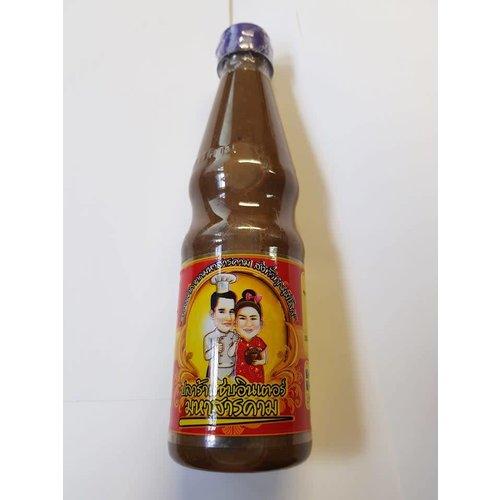 Plarah Pickled Fish Sauce - PURPLE 430ml