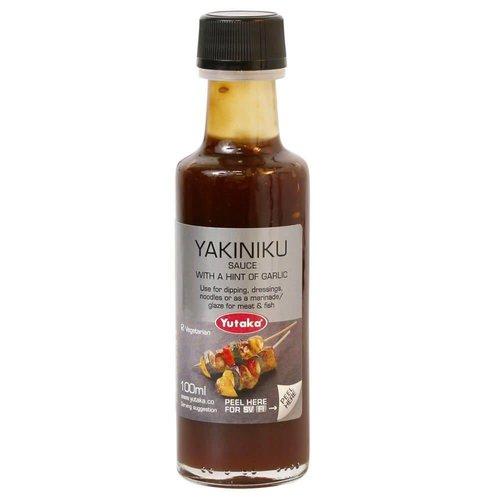Yutaka Yakinuki Sauce With a Hint of Garlic 100ml