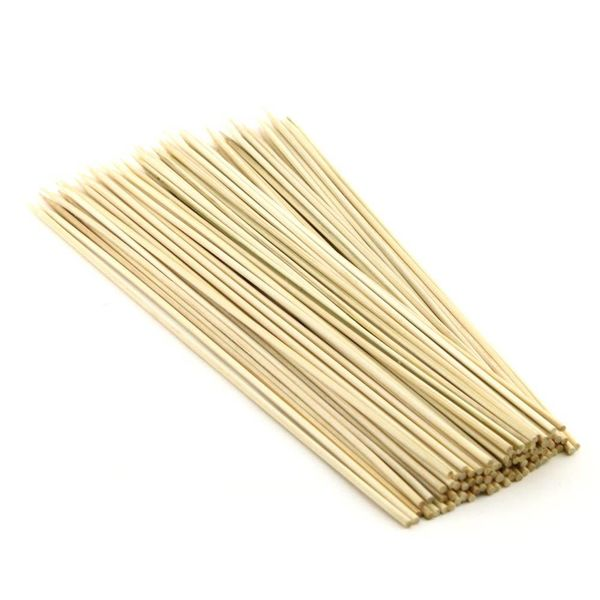 Rolin Bamboo Skewers  8'' 100 pieces