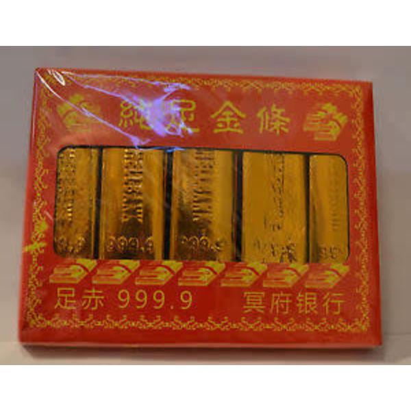 Joss Paper - Gold Bars 20g