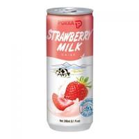 Pokka Strawberry Milk Drink 240ml