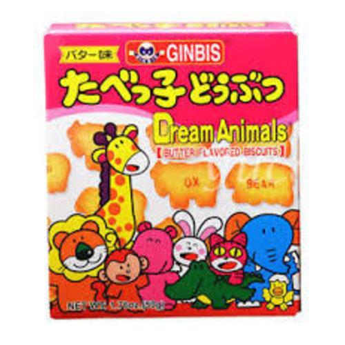 Ginbis Dream Animal -Butter 37g