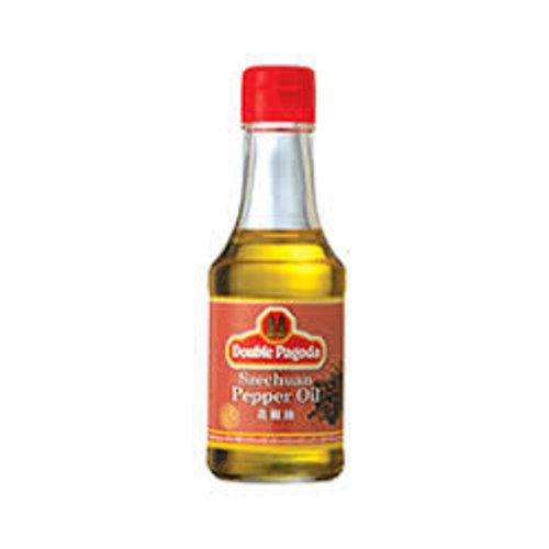 Double Pagoda Szechuan Pepper Oil 150ml Best Before 12/19
