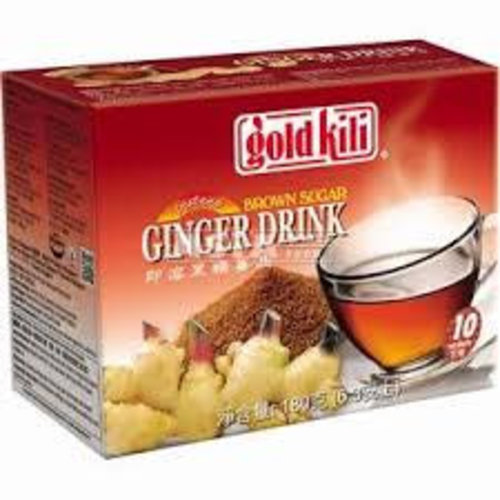 Gold Kili Brown Sugar Ginger Drink 180g