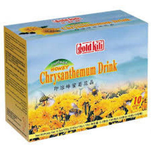 Gold Kili Honey Chrysanthemum Drink 180g