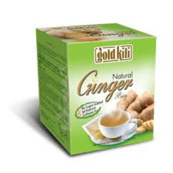 Gold Kili Natural Ginger Tea Bag 80g