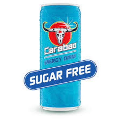 Carabao Energy Drink - Original Sugar Free 330ml